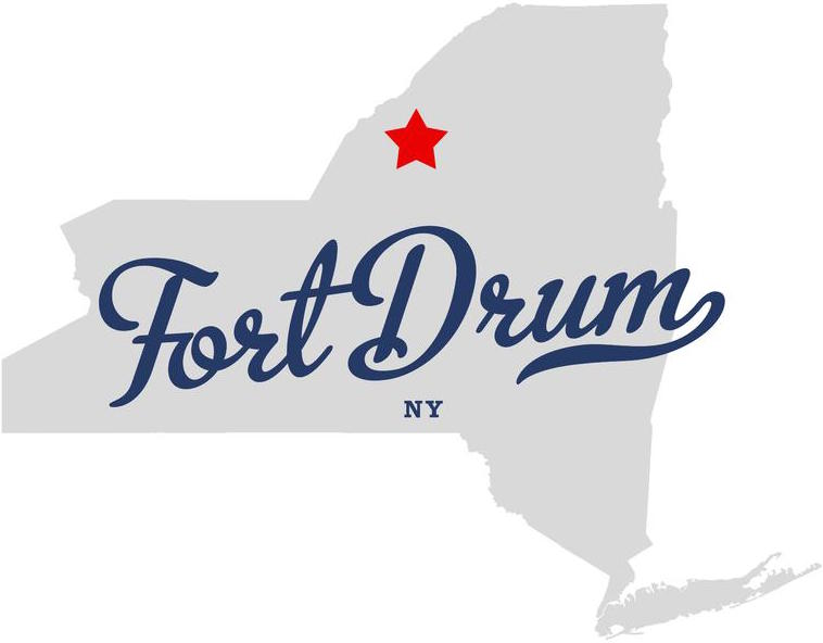 map_of_fort_drum_ny