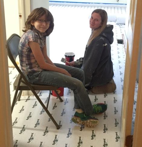Penny & Kelsey