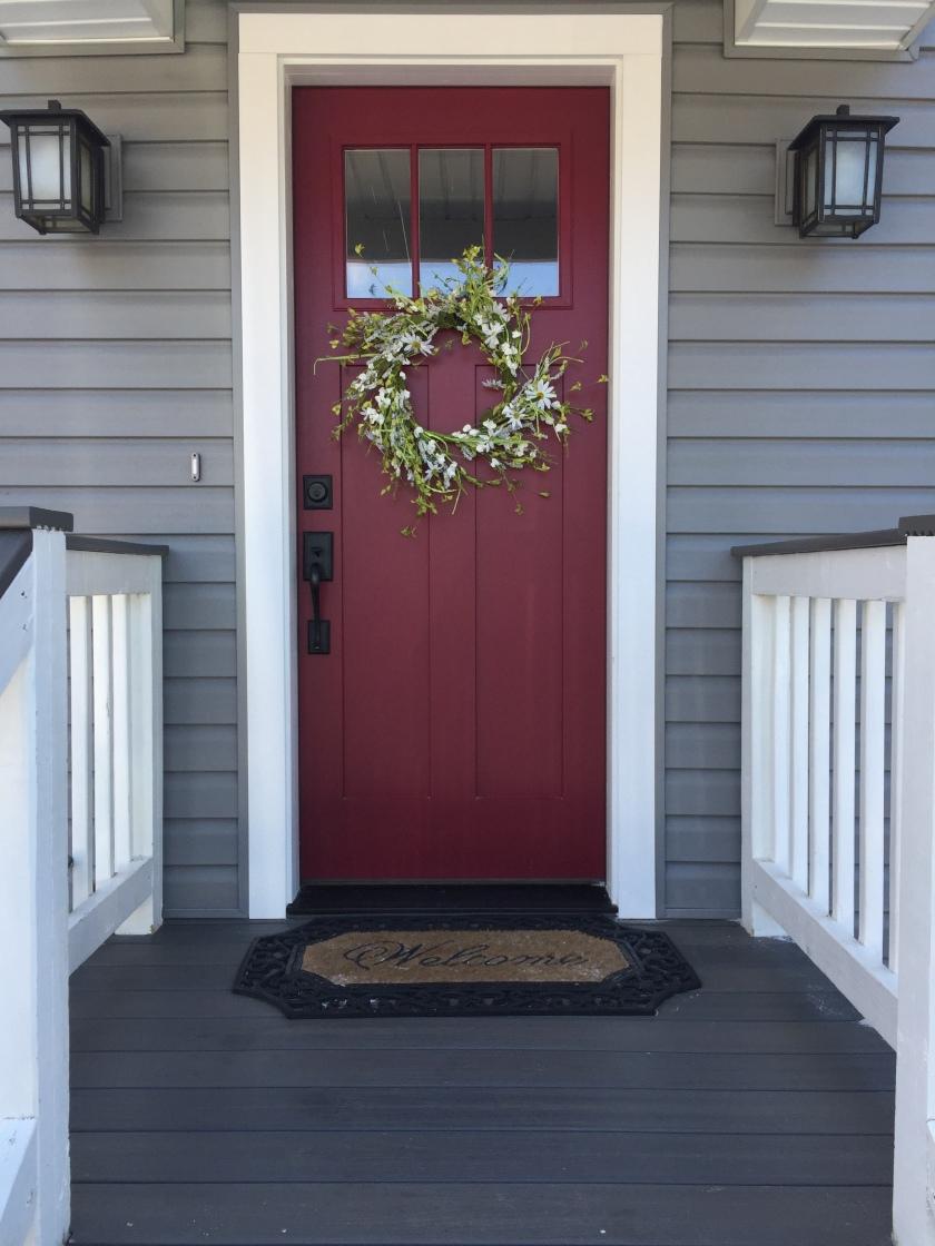 HHouse Door Spring