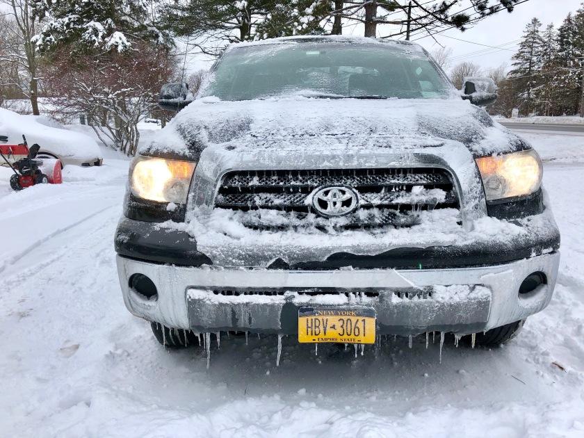 Cold NY